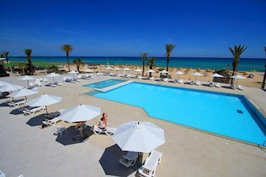Club Novostar Omar Khayam 3*, Тунис, Хаммамет