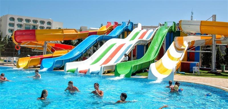 Safa Resort Aquapark Тунис Хаммамет