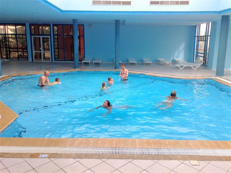 Отель Safa Resort Aquapark Хаммамет