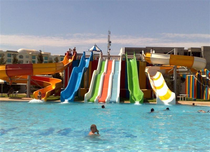 Отель Safa Resort Aquapark Тунис Хаммамет