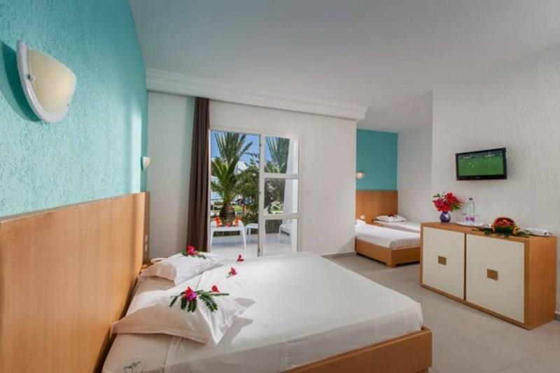 Отель Cooee President Aquapark & Spa Resort (ex. Club President Beach And Spa Resort Aquapark) Тунис Хаммамет