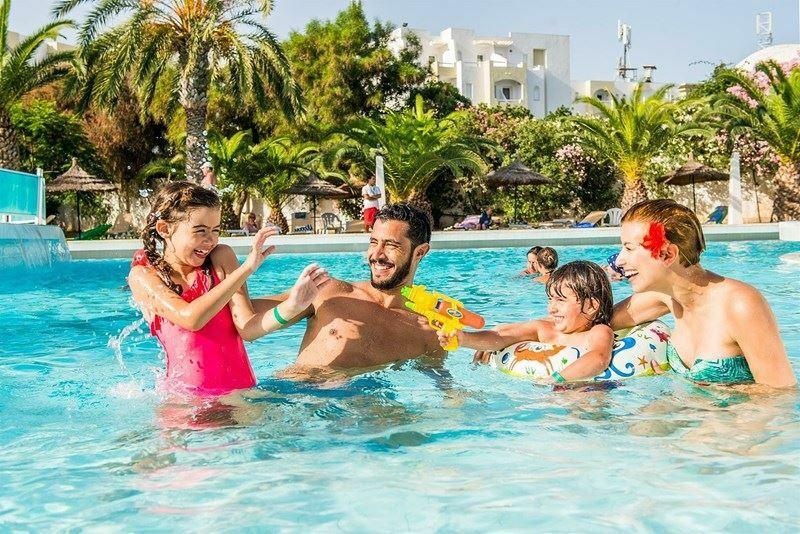 Cooee President Aquapark & Spa Resort (ex. Club President Beach And Spa Resort Aquapark) Хаммамет