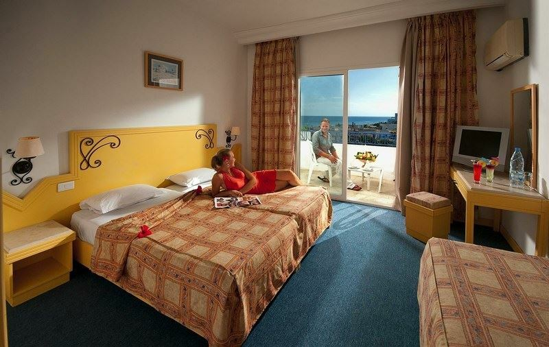 Отель Cooee President Aquapark & Spa Resort (ex. Club President Beach And Spa Resort Aquapark) Хаммамет