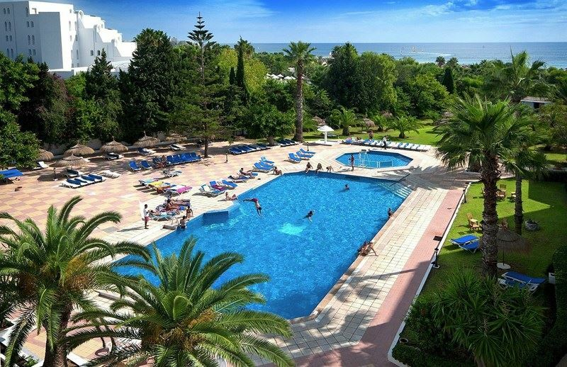 Cooee President Aquapark & Spa Resort (ex. Club President Beach And Spa Resort Aquapark) Тунис Хаммамет