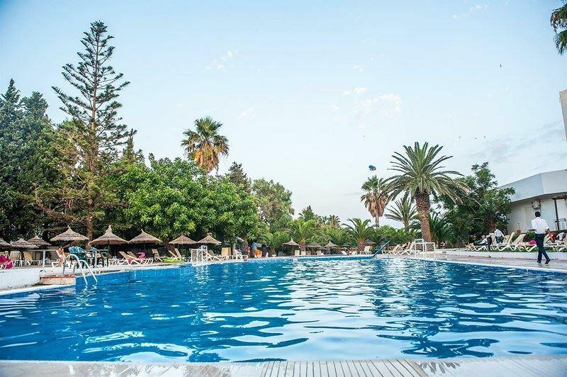 Фото Cooee President Aquapark & Spa Resort (ex. Club President Beach And Spa Resort Aquapark) Тунис Хаммамет