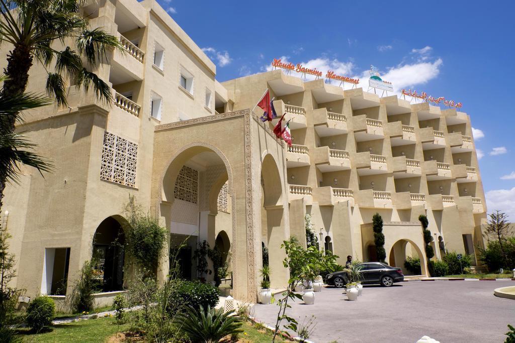 Отель Houda Yasmine Hammamet Тунис Хаммамет