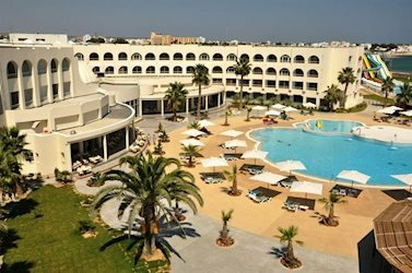 Novostar Khayam Garden Beach & Spa 4*, Туніс, Хаммамет