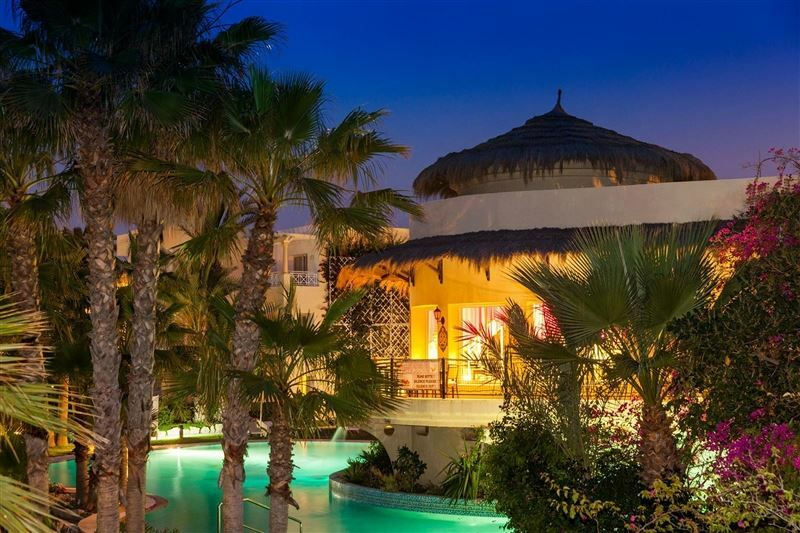 Отель африкана тунис фото