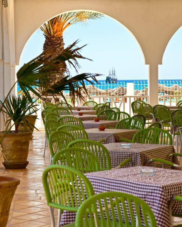 Отель Samira Club Хаммамет