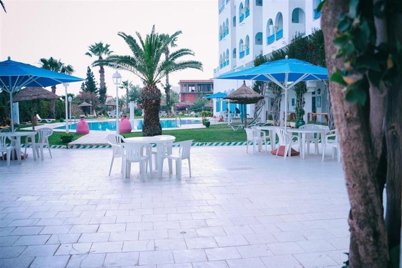 Отель Le Khalife Хаммамет