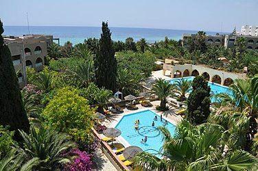 Mediterranee Thalasso-Golf 3*, Туніс, Хаммамет