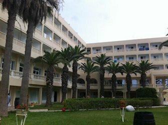 Les Colombes 3*, Туніс, Хаммамет