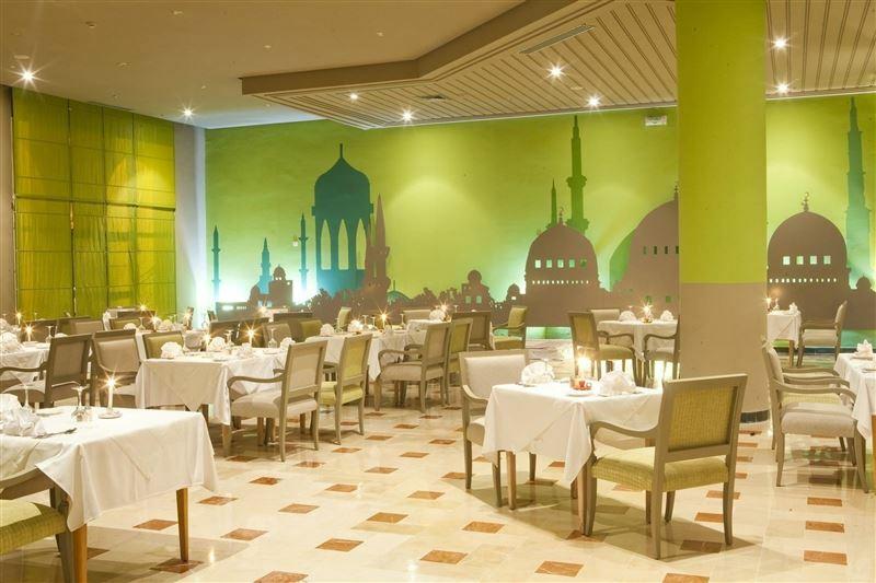 Отель El Mouradi Hammamet Хаммамет