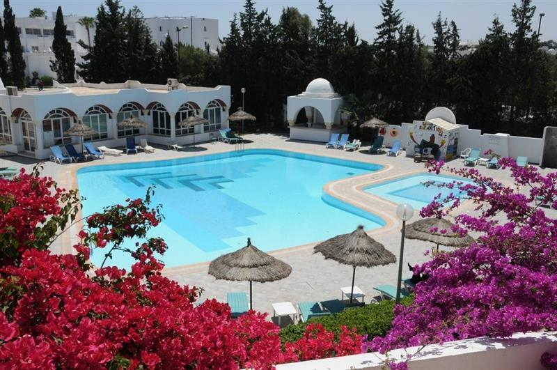 Menara Hotel Тунис Хаммамет