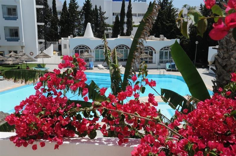 Отель Menara Hotel Хаммамет