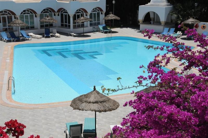 Отель Menara Hotel Тунис Хаммамет