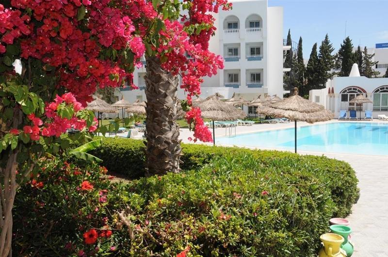 Фото Menara Hotel Хаммамет