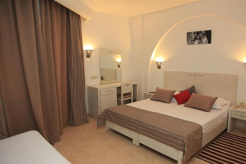 Фото Menara Hotel Тунис