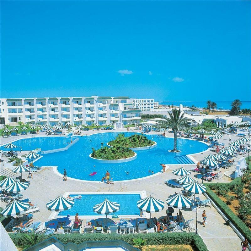 Отель One Resort El Mansour Тунис Махдия