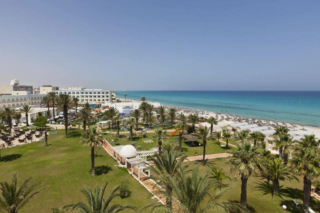 Отель PrimaSol El Mehdi Тунис Махдия