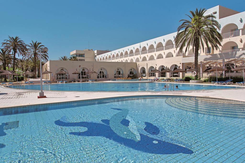 Отель PrimaSol El Mehdi Махдия