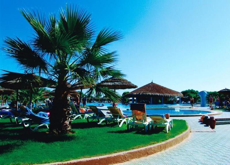 Отель Caribbean World Mahdia Махдия