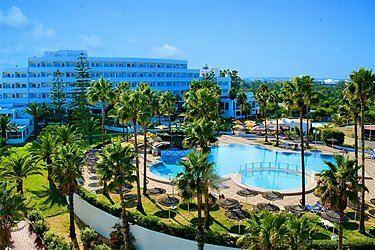 Club Tropicana 3*, Туніс, Монастір