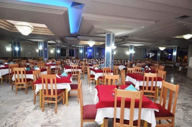 Отель Daphne Club Skanes Beach Тунис Монастир