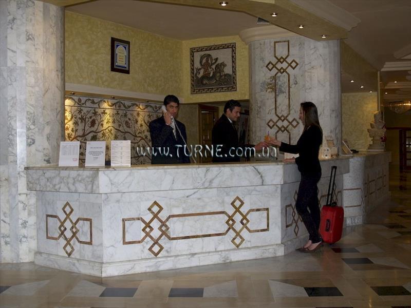 Отель Delphin Monastir Resort Тунис Монастир