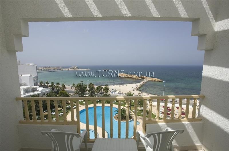 Отель Delphin Monastir Resort Монастир