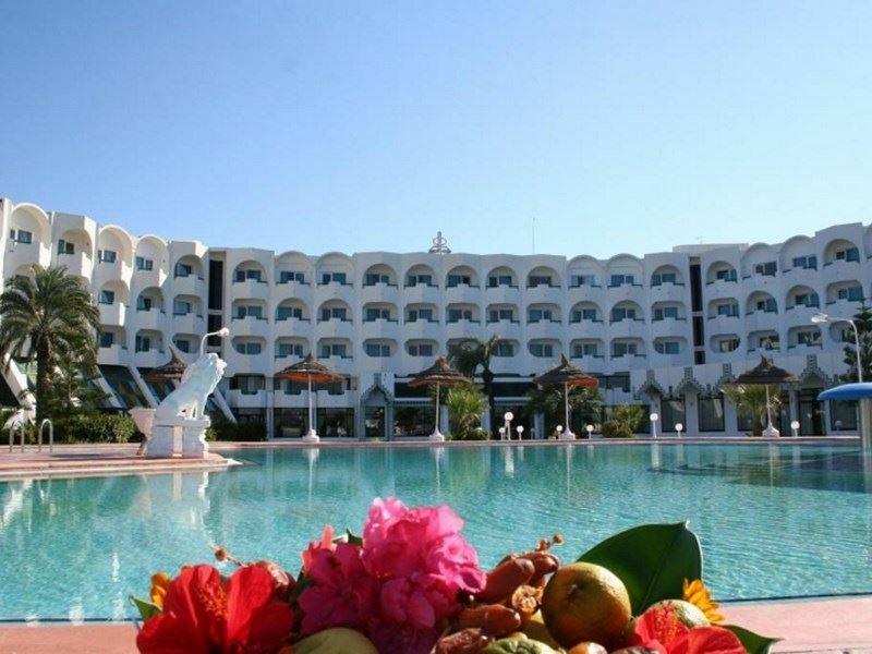 Solarus Helya Beach & Spa Тунис Монастир