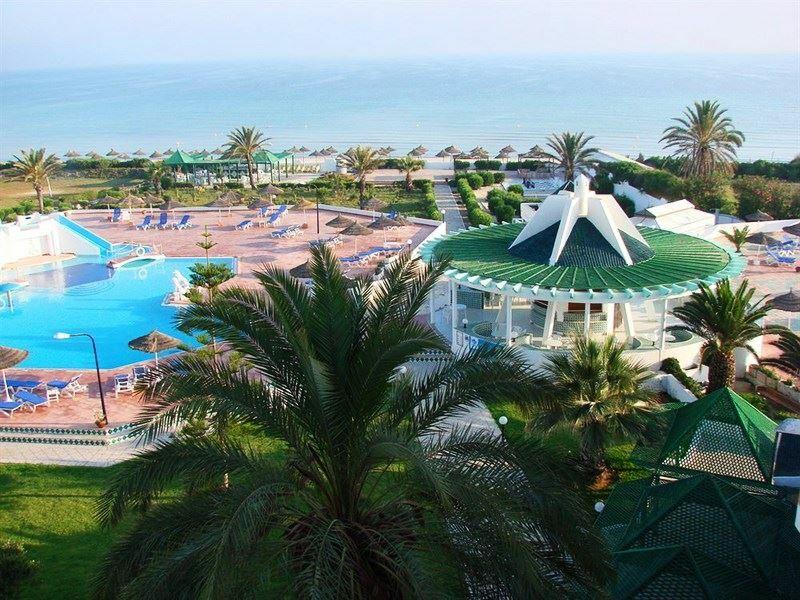 Фото Solarus Helya Beach & Spa Тунис