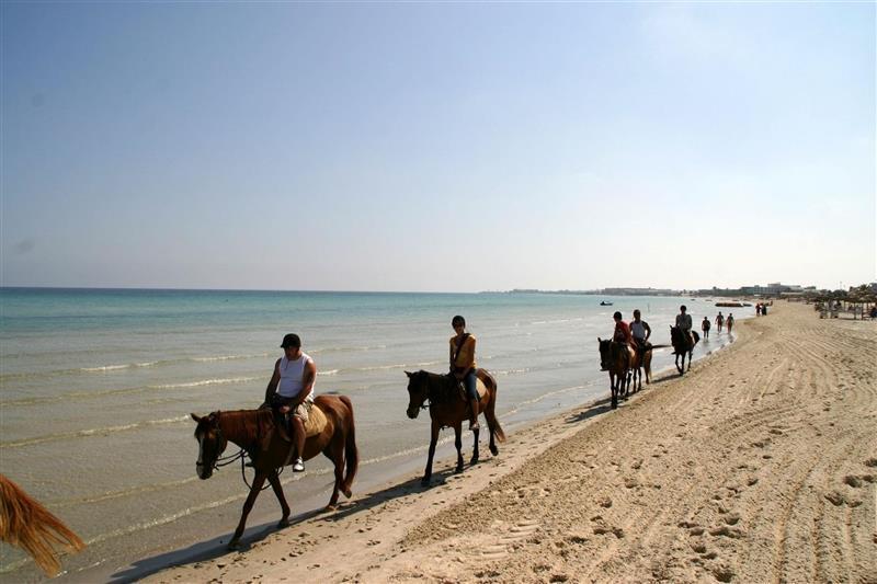 Фото Sahara Beach Тунис