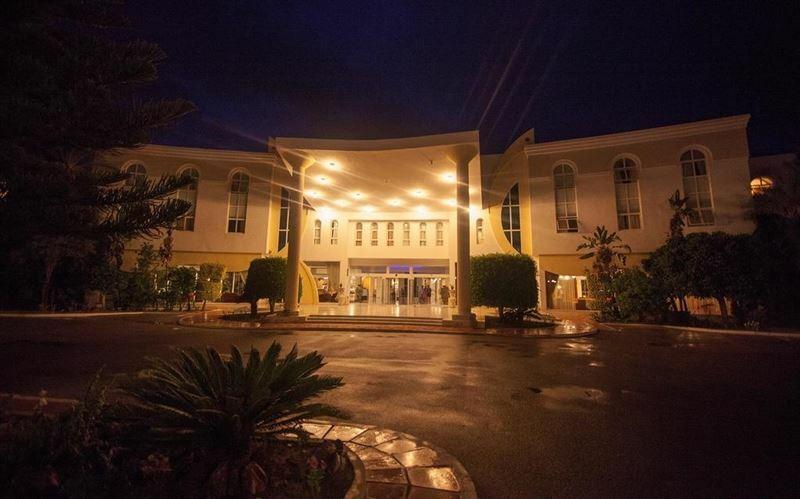 Отель Hotel Ruspina Skanes (ex. Dessole Ruspina Resort) Монастир