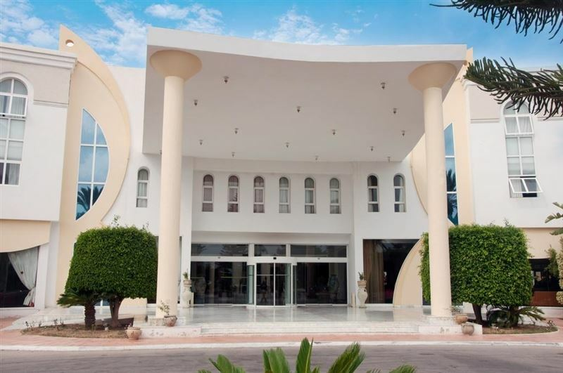 Отель Hotel Ruspina Skanes (ex. Dessole Ruspina Resort) Тунис Монастир