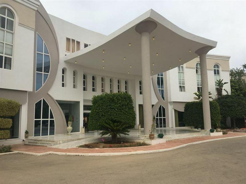 Hotel Ruspina Skanes (ex. Dessole Ruspina Resort) Монастир