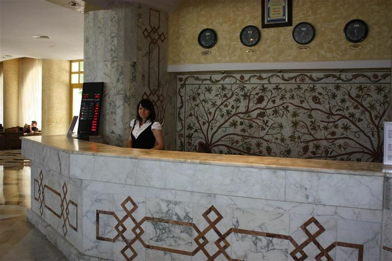 Фото Delphin El Habib Тунис Монастир