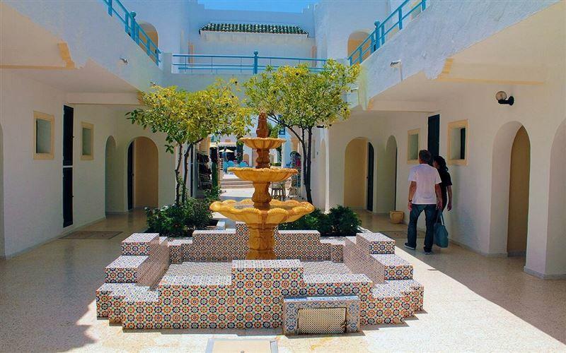 Отель Garden Beach Тунис Монастир