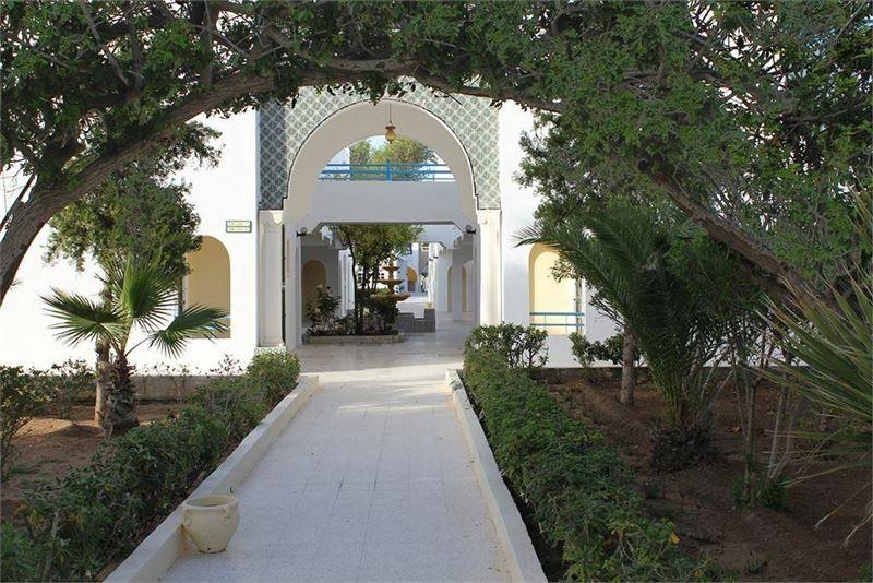 Garden Beach Тунис Монастир
