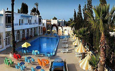 Garden Beach 3*, Туніс, Монастір