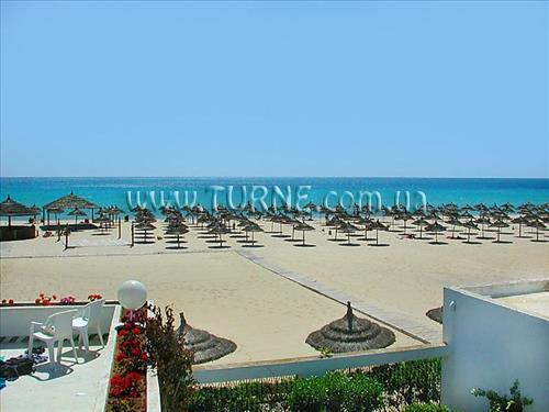 Отель Dessole Garden Beach Club Тунис Монастир
