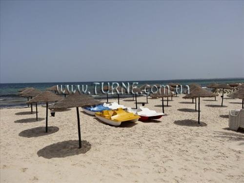 Dessole Garden Beach Club Тунис Монастир