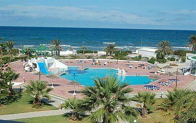 Helya Beach & Spa 4*, Туніс, Монастір