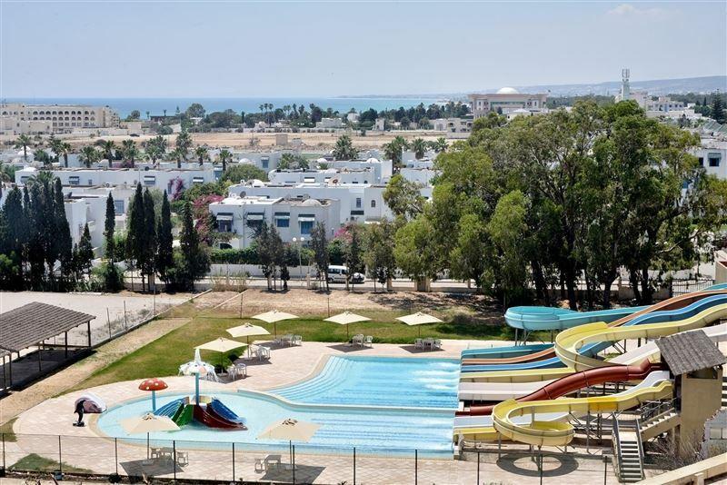 Hotel Kheops Тунис Набуль
