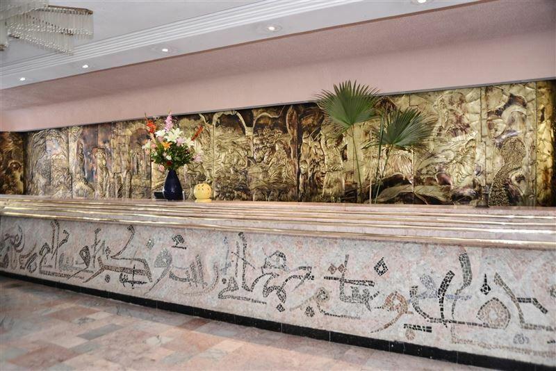 Отель Hotel Kheops Тунис Набуль