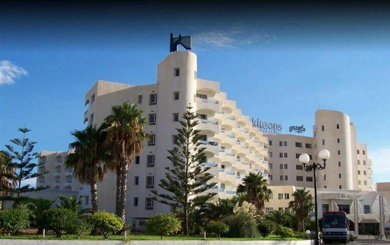 Фото Hotel Kheops Тунис Набуль