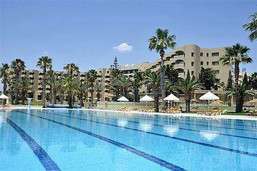 Hotel Kheops 4*, Туніс, Набуль