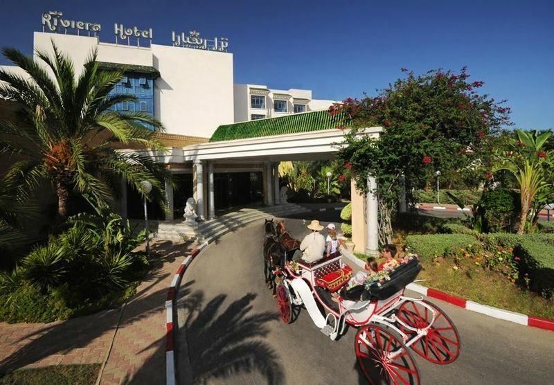 Фото Riviera Hotel Тунис Порт эль Кантауи