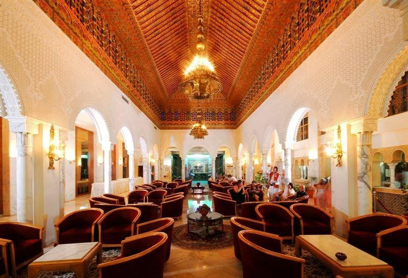 Riviera Hotel Порт эль Кантауи
