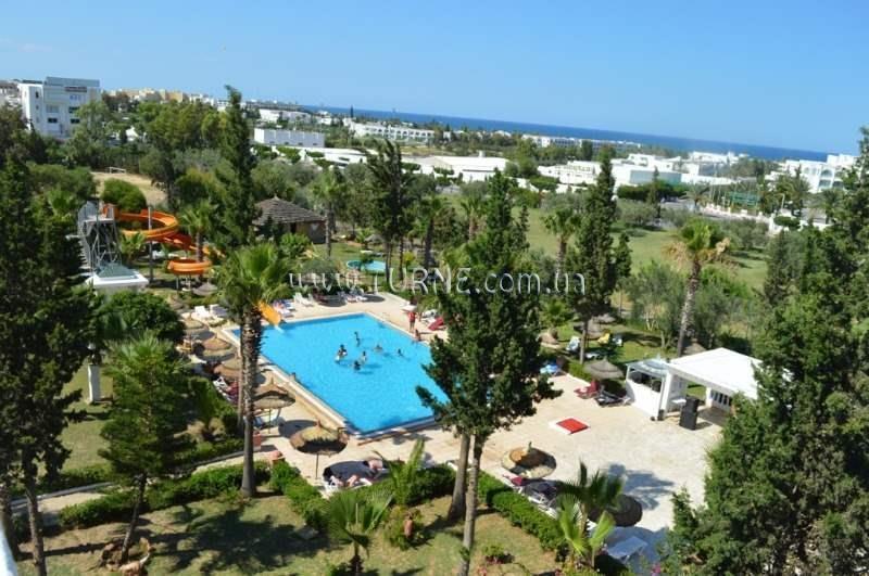 Отель Daphne Club Sousse Сусс